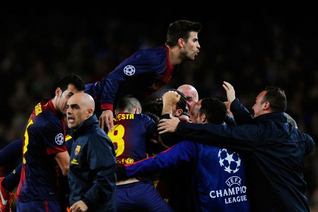 Barcelona vs. PSG: Score, Grades and Post-Match Reaction