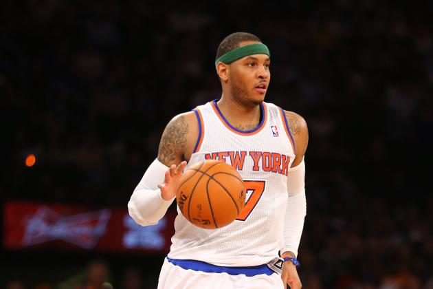 Division Titles Are Nice, but NY Knicks Have a Lot to Prove in NBA Playoffs