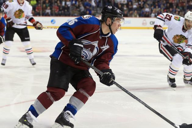Paul Stastny Returns to Avalanche, Echoes Giguere: 'We Need Angry'