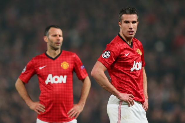 Why Has Robin van Persie Lost His Scoring Touch for Manchester United?