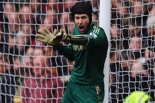 Joe Hart vs. Petr Cech: Who Wins Stats Battle of the Premier League Goalkeepers?