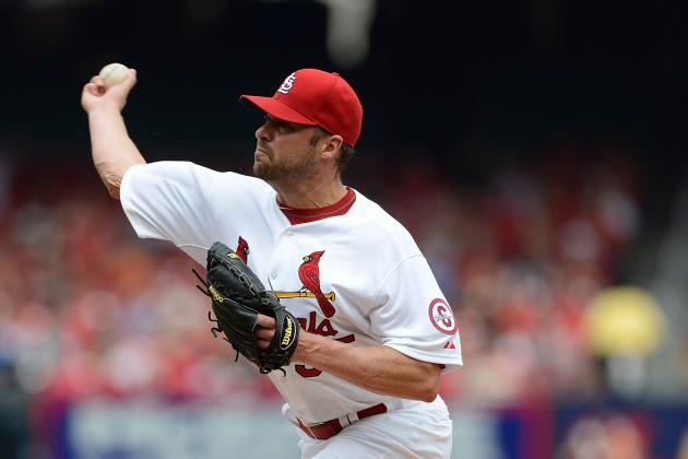 Westbrook Goes the Distance as Cardinals Shut out Reds