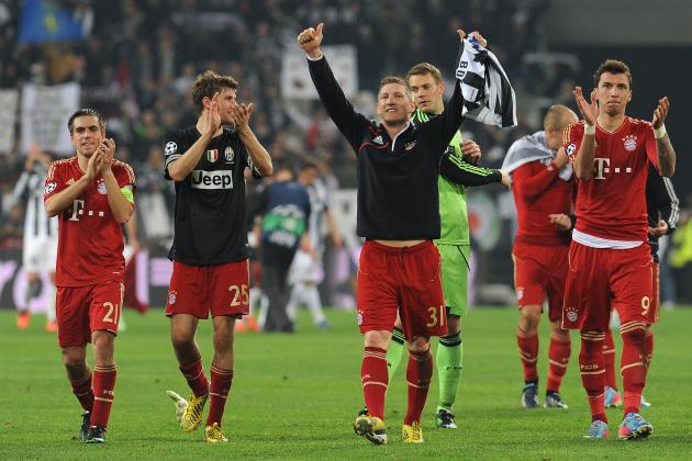 Juventus vs. Bayern Munich: Depth of Talent Has Bavarians Primed for Strong UCL