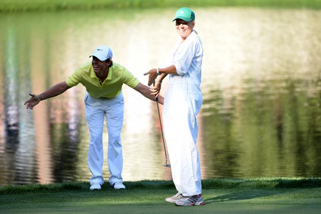 Masters 2013: Betting Tips for Heading into First Day at Augusta