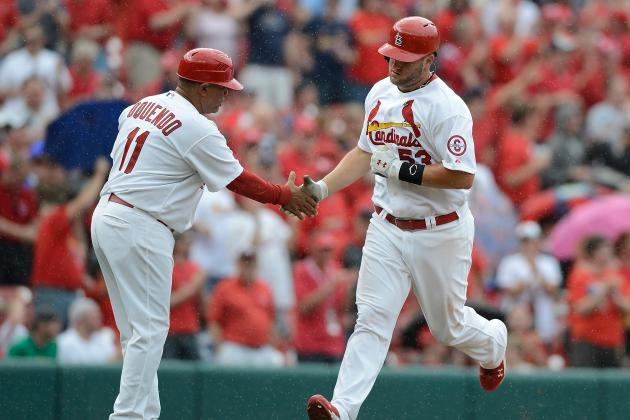 Cards, Westbrook Hammer Reds 10-0