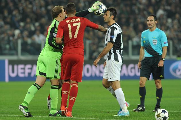 Juventus vs. Bayern Munich: Champions League Post-Match Reaction