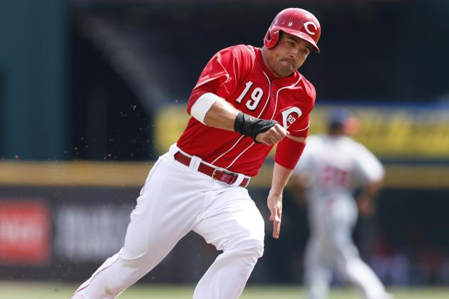 Joey Votto: I'm Getting There