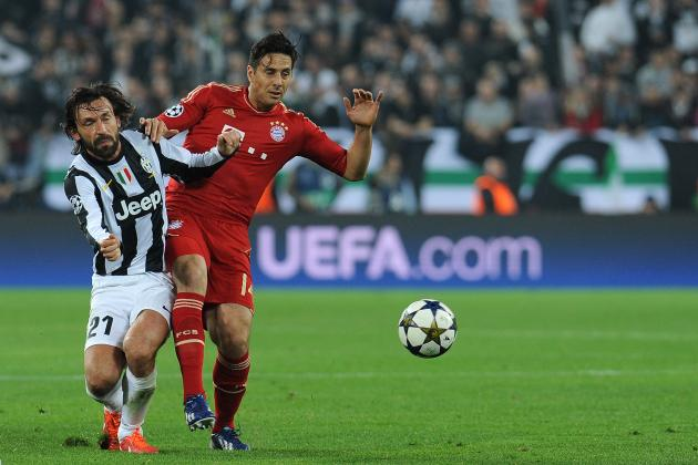 Did Juventus Even Think They Could Beat Bayern Munich? It Didn't Look That Way