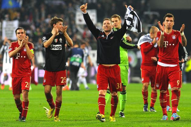 Juventus vs. Bayern Munich: Score, Grades and Post-Match Reaction