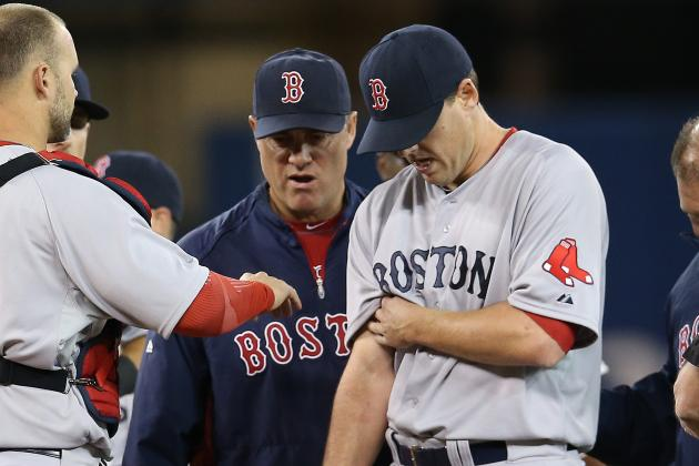 Boston Red Sox: Pitcher John Lackey Placed on 15-Day Disabled List
