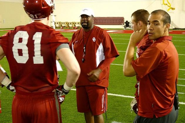 New Sooners Special Teams Coach Excited About His Weapons at OU