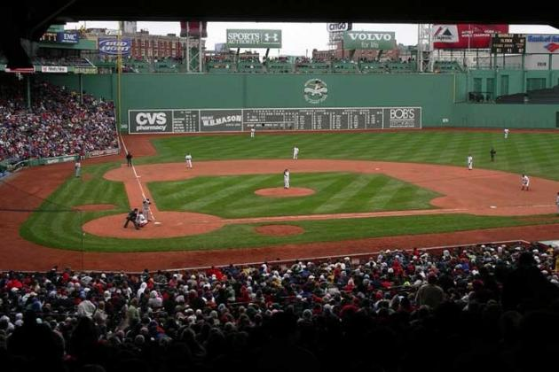 Red Sox Announce Home Sellout Streak Ends at 794 Games
