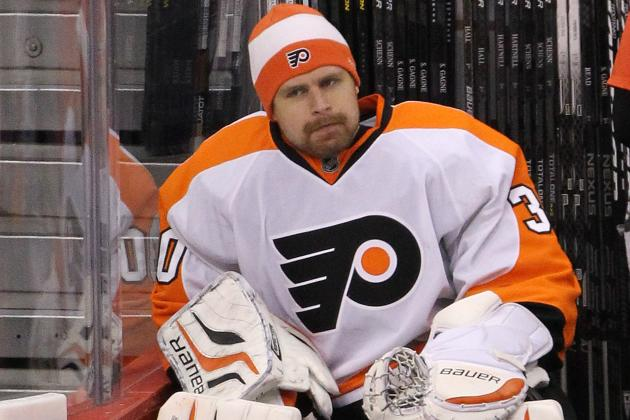 What Should Philadelphia Flyers Do with Disappointing Goalie Ilya Bryzgalov?