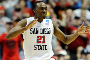San Diego State's Jamaal Franklin Heading to NBA