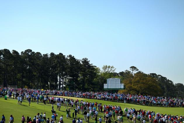 Masters Odds 2013: Expert Picks for Complete Tournament at Augusta