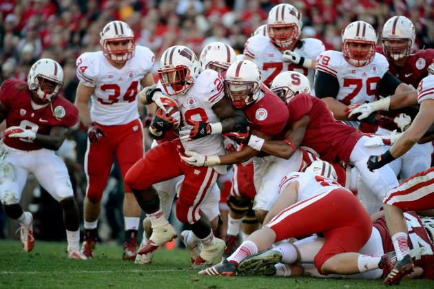 Montee Ball Scouting Report: NFL Outlook for Wisconsin RB