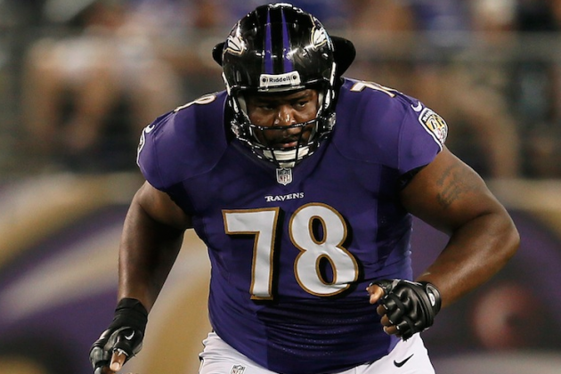 Bryant McKinnie Reportedly Begins Talks with Chargers