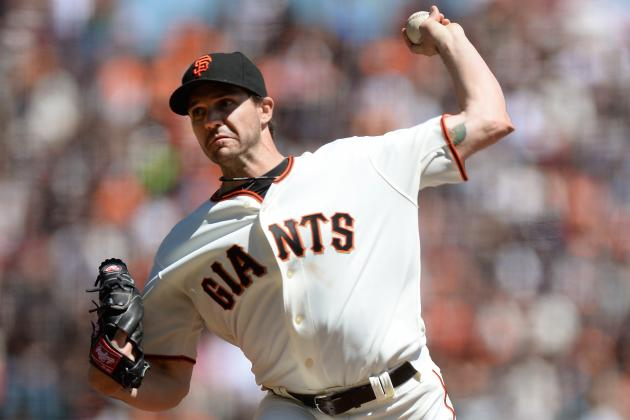How Close Is Giants Lefty Barry Zito to Reclaiming Ace Status?
