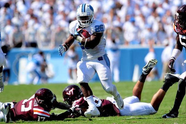Giovani Bernard Scouting Report: NFL Outlook for North Carolina RB