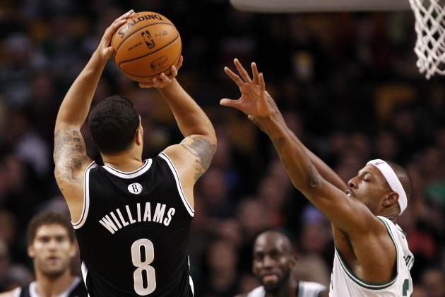 NBA Gamecast: Nets vs. Celtics