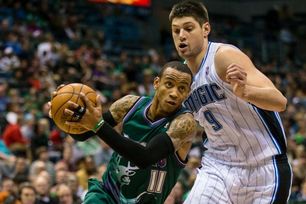 NBA Gamecast: Bucks vs. Magic