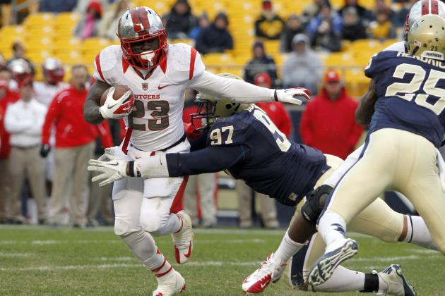 Jawan Jamison Scouting Report: NFL Outlook for Rutgers RB
