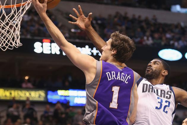 NBA Gamecast: Suns vs. Mavs