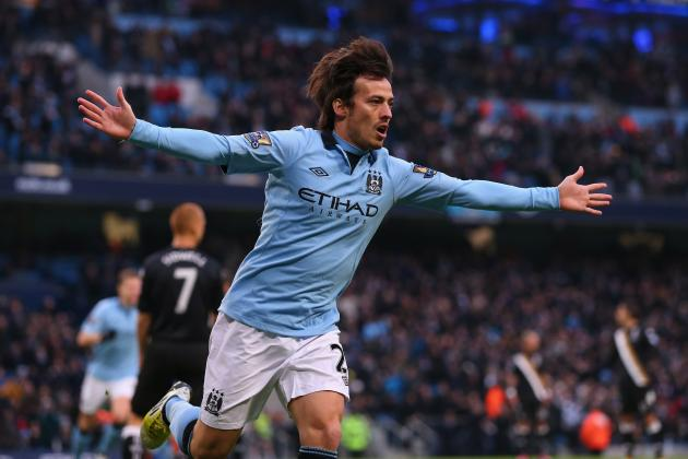 Manchester City: Picking the Best XI to Beat Chelsea in FA Cup Semi at Wembley