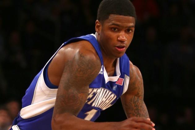 Seton Hall's Cosby to Transfer to Illinois or Mizzou