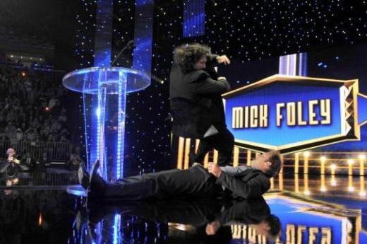 WWE: Was Mick Foley's Hall of Fame Moment with Chris Jericho Scripted?