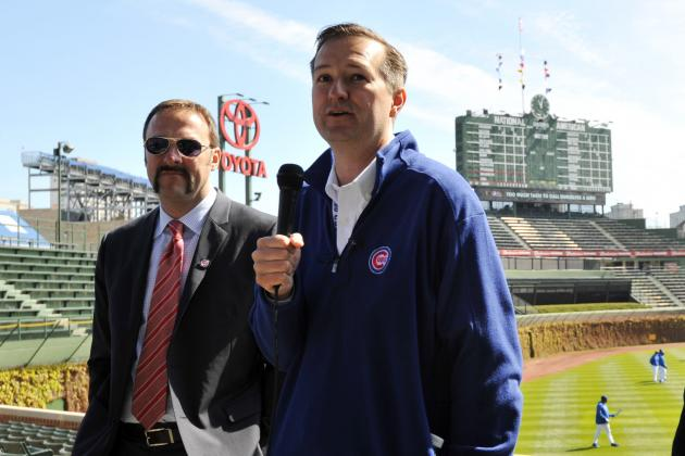 Goat's Head Addressed to Cubs Owner Tom Ricketts Delivered to Wrigley Field