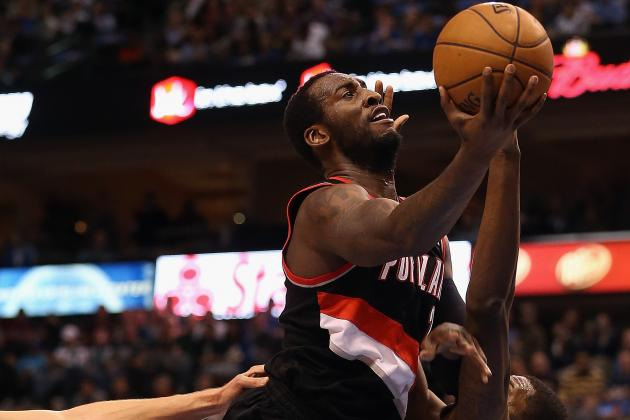 Hickson out vs. Lakers; Meyers Leonard Gets the Start