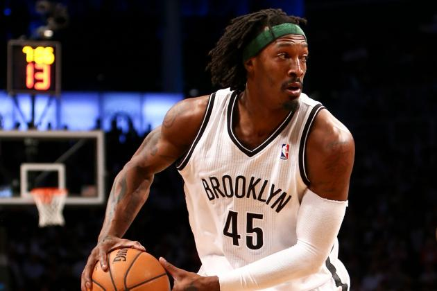 Gerald Wallace Suffers Left Heel Injury