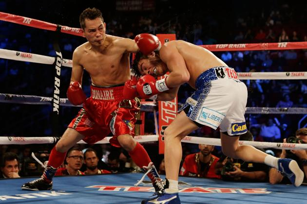 Nonito Donaire: Cuban Star Guillermo Rigondeaux Might Be His Toughest Test Yet