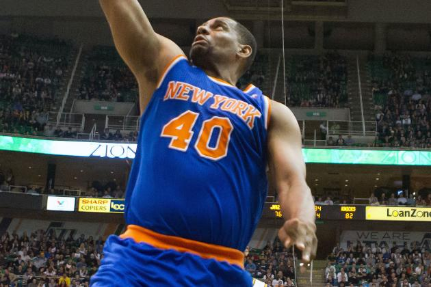 Reports: Knicks to Release Kurt Thomas