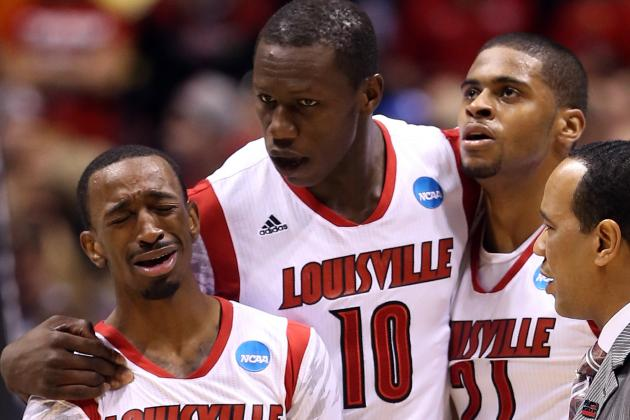 Pitino Says Russ & Dieng Will Stay in the Draft, Behanan Will Return to School