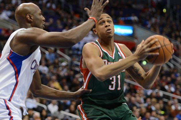 Bucks' Rookie John Henson Has Career Night in OT Loss to Magic