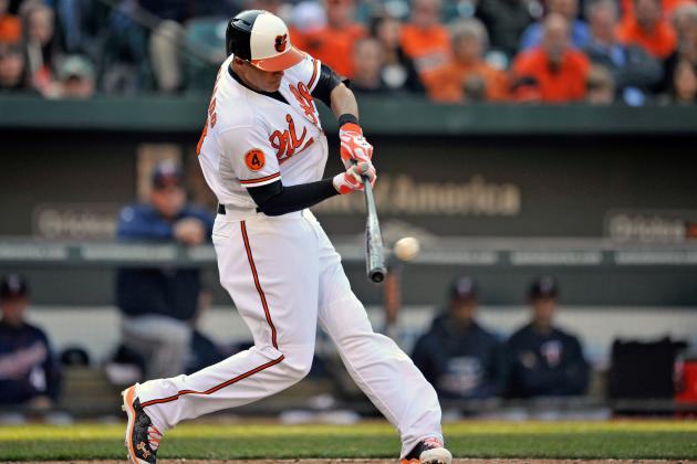 Orioles 8, Red Sox 5