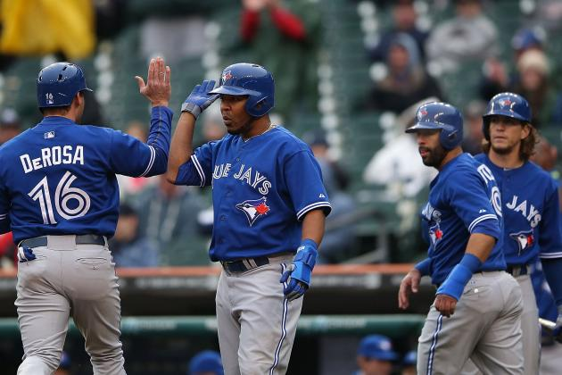 Jays Rally from 5 Runs Down to Stun Tigers