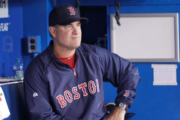 John Farrell on Joel Hanrahan: 'Obviously, He's Our Closer'
