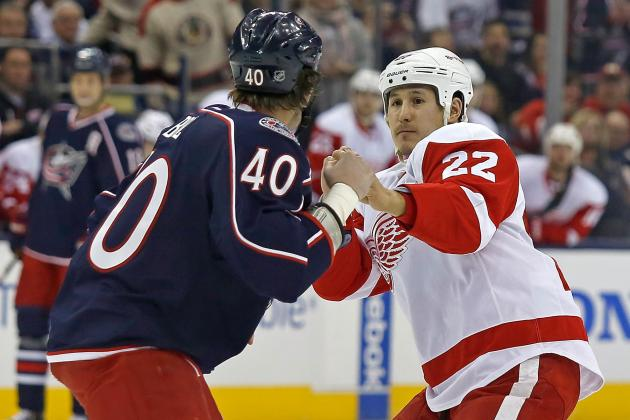 Red Wings in Unfamiliar Territory, Battling to Hang onto the Eighth Seed