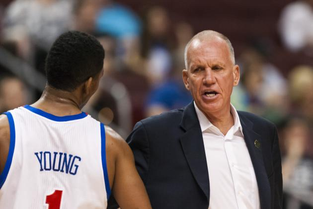 76ers Hope Doug Collins Steps Away, Sources Say