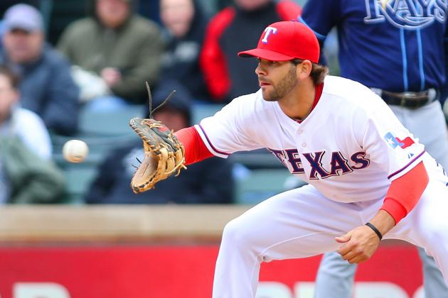 Wash Sticks with Mitch Moreland vs. Lefty