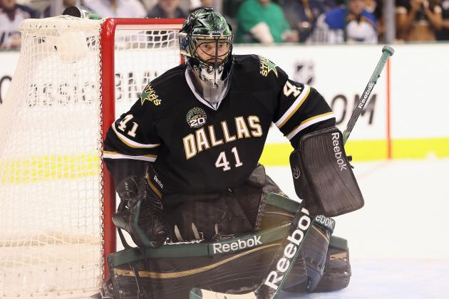 Stars Recall Nilstorp Day After Lehtonen Injury