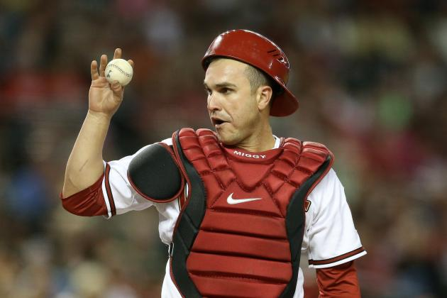 Miguel Montero Takes Blame for Brandon McCarthy's Poor Outing