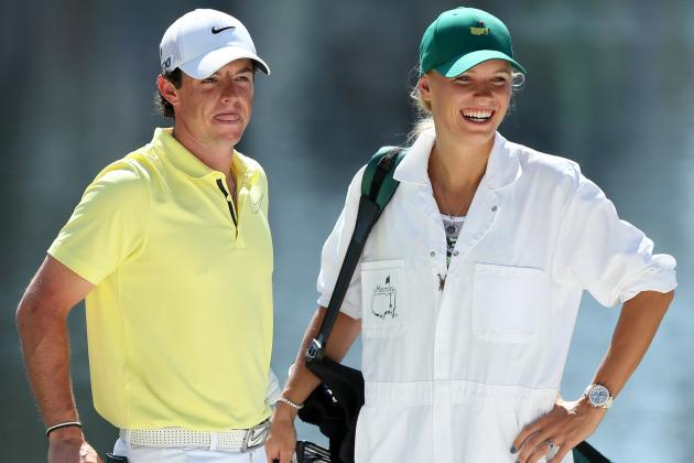 Rory Mcllroy Should Gather the Rosebuds with Caroline Wozniacki While He May