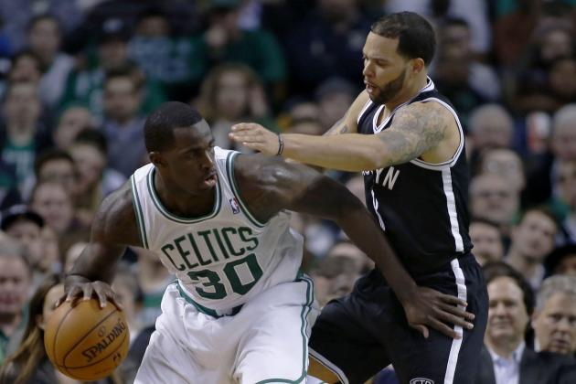 Nets Clinch Season Series over Celtics