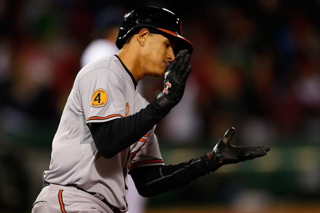 Orioles Rally for 5 Runs in 9th Inning to Beat Red Sox, 8-5