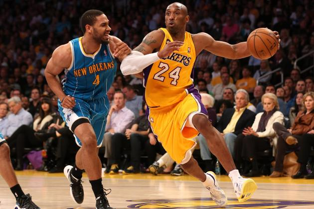 Kobe Bryant's Outburst Was the Best Individual Performance of the 2012-13 Season