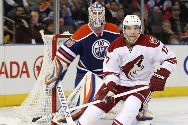 Coyotes 3, Oilers 1